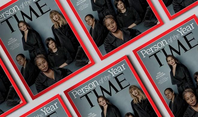 A capa da 'Time' é o mínimo