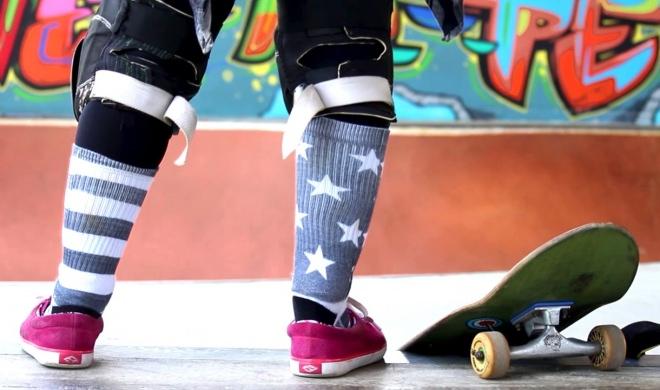 Skate feminino no Rio de Janeiro