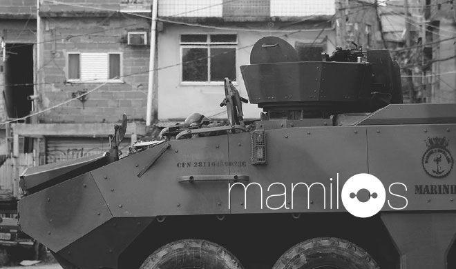 Mamilos #136 | Intervenção no Rio de Janeiro