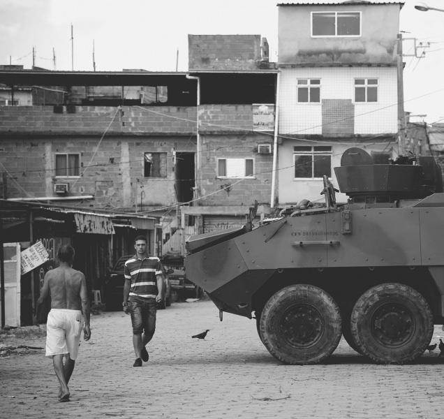 #136 | Intervenção no Rio de Janeiro