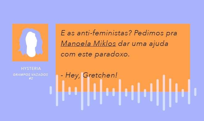 02 | Mulheres Anti-feministas