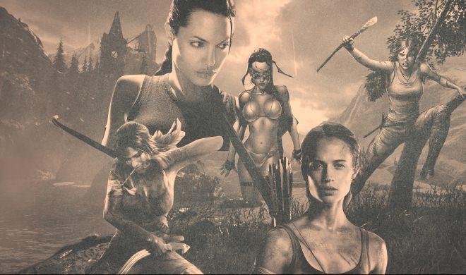 Delirium Nerd | Tomb Raider: a evolução de Lara Croft em outras mídias