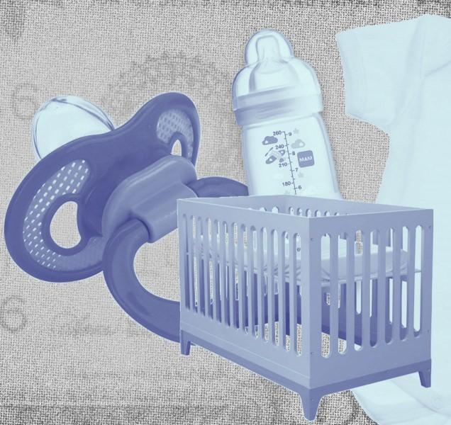 8092ffe301 É possível fazer o enxoval do bebê gastando pouco  - Hysteria