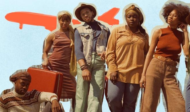 Um voo para a representatividade negra