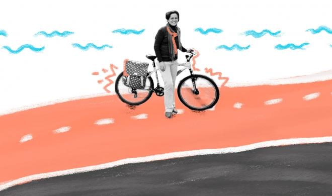 Sobre bikes e minas