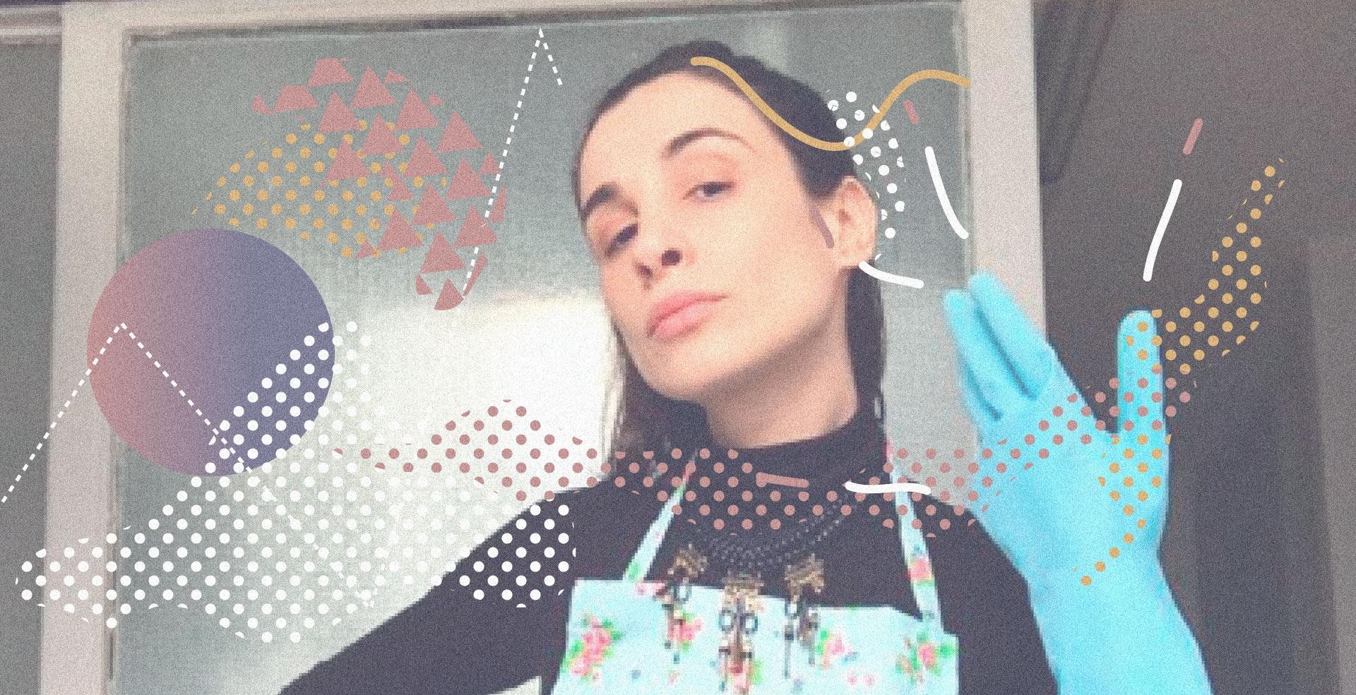 Faxina Chic, por Camila Fremder