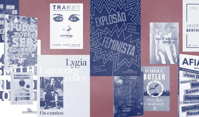 13 livros publicados por mulheres em 2018