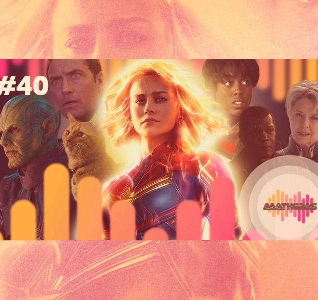 #40 | Capitã Marvel