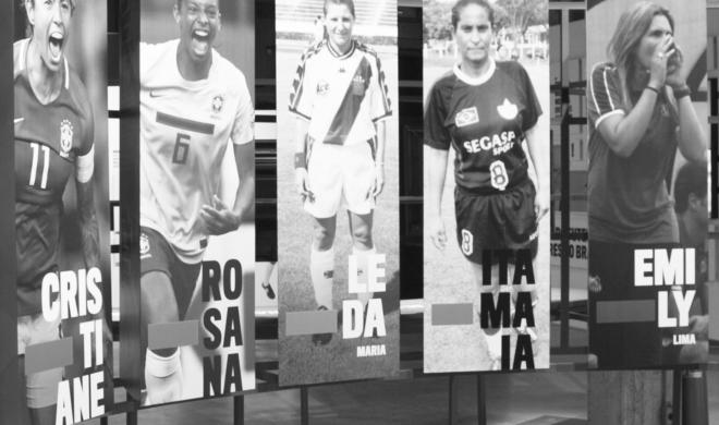 'Isso representa o brasil mais do que futebol e samba'
