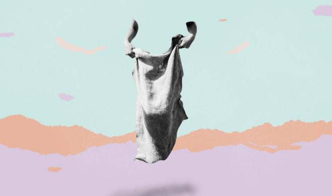 Corrida de saco: meu banho de autoestima