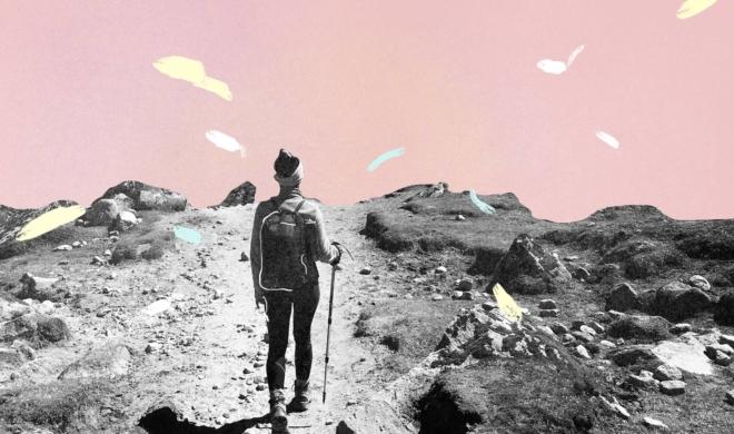 Nem autoajuda, nem cura: eu precisava viajar simplesmente para ir