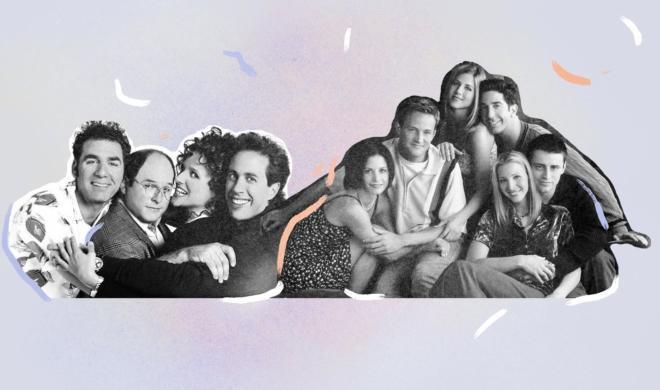 'Seinfeld' x 'Friends': quem envelheceu melhor?
