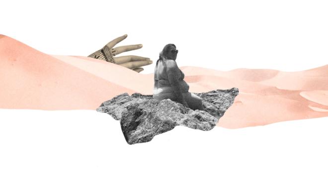 Corpos grandes e invisíveis: a solidão da mulher gorda