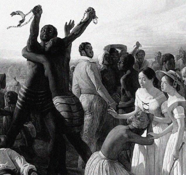 Resistência negra: abolição e o presente