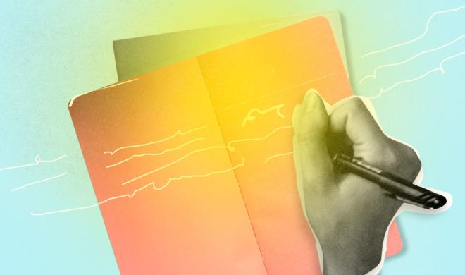 Escrita matinal: exercício diário da palavra como guia