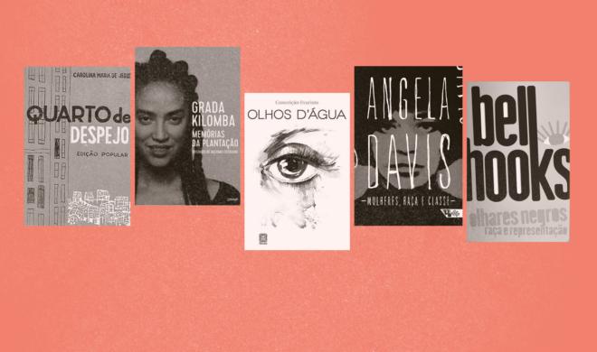 5 livros decoloniais escritos por mulheres pretas