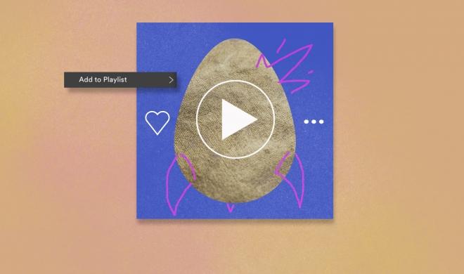 A playlist dos ovos de ouro