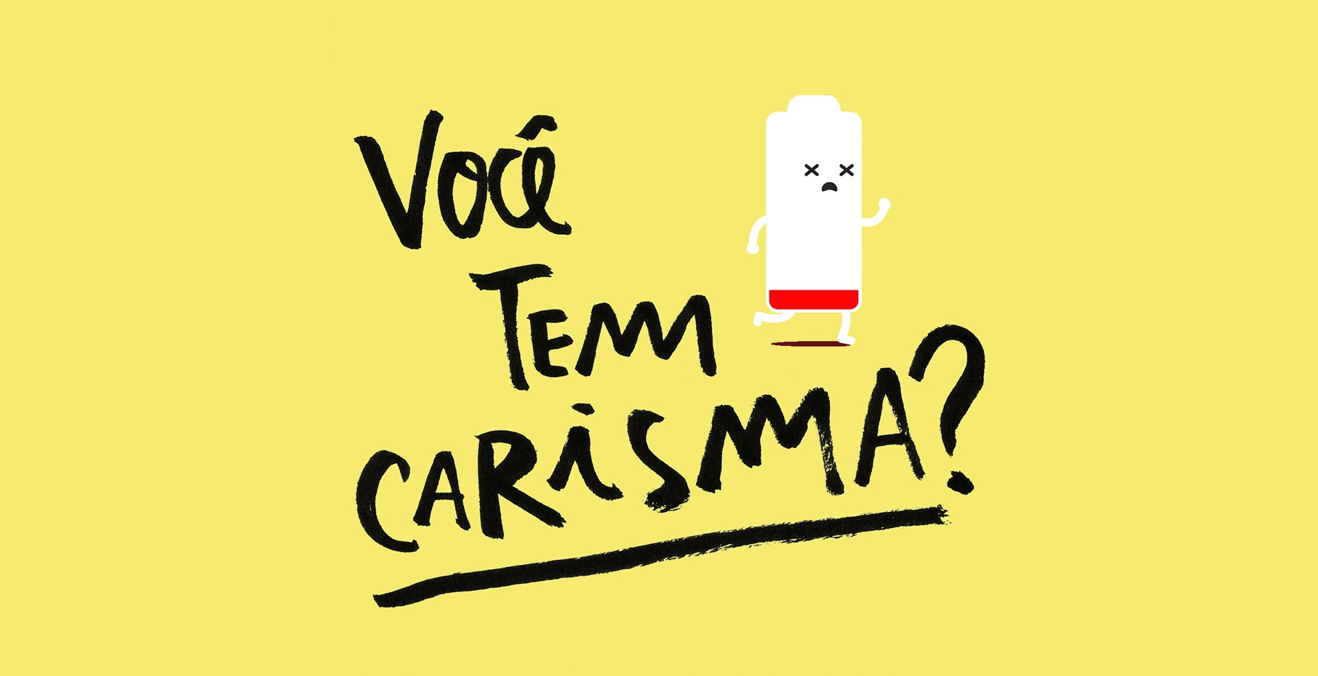 Você tem carisma?