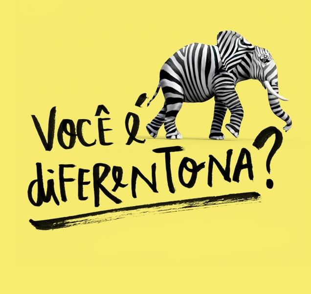Você é diferentona?